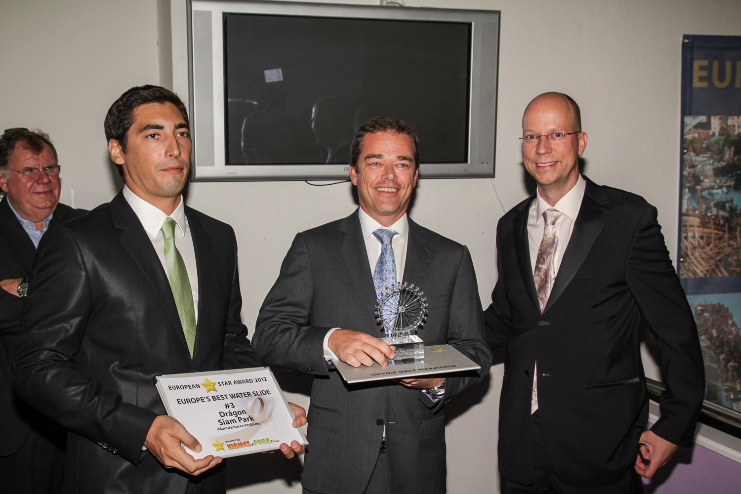 European Star Award - Euro Attractions Show Berlin 2012