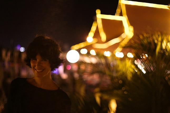 Paz Vega en en las noches de Siam Nights