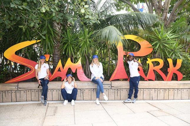 UDG Granadilla Egatesa en Siam Park